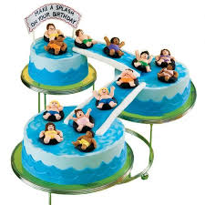 88 best pool cakes images on pinterest swimming pool cakes