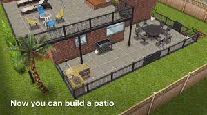the sims freeplay dream home update april 2015 basements patios
