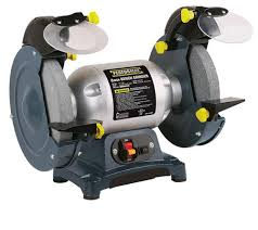 Mastercraft Bench Grinder Performax 3 6 Amp Corded 8