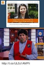 Megan Meme - contessions 187 notes reblog rly from carly reminds me of megan