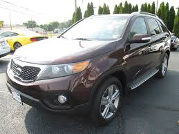 used one owner 2013 kia sorento ex sicklerville nj near