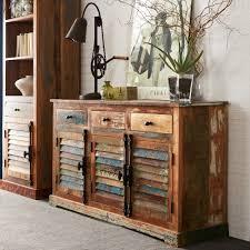 Reclaimed Boat Wood Furniture Reclaimed Indian Large Sideboard Casa Bella Furniture Uk