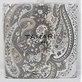 Black And White Paisley Shower Curtain - amazon com paisley shower curtains shower curtains hooks