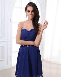 navy blue cocktail dresses 2017 sweetheart sleeveless short