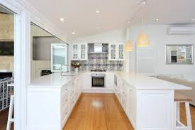 U Shape Kitchen Design Contemporary Kitchen Design U Shape Open Concept Idea In Other
