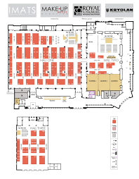 floor plan exhibitor list make up artist show imats floor plan exhibitor list