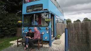 double decker bus converted into luxury holiday home youtube
