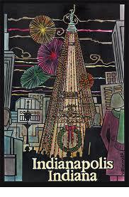 Indianapolis Circle Of Lights Circle Of Lights U2014 The Art Of Wayne Kimmell