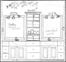 Bathroom Vanity Design by Love The Double Vanity Design With Center Storage To Replace Ugly