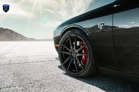 Dodge Challenger Matte Black - 2015 dodge challenger u2013 rohana wheels