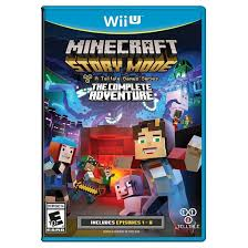 target black friday deals 2017 for the wii u minecraft story mode the complete adventure nintendo wii u target