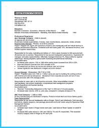 Sample Resume For Regional Sales Manager by The Most Excellent Business Management Resume Ever