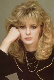 1970 1980 shag hair cuts vintage everyday 1980s the period of women rock hairstyle boom