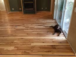 hickory hardwood flooring installation in meridian idaho a max