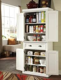 Free Standing Kitchen Cabinet Storage Awesome Standing Kitchen Pantries Cabinets Extraordinary Design
