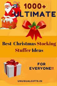 christmas fantastic christmas stocking stuffers ideas for