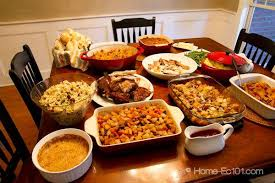 thanksgiving menu recipes traditional thanksgiving dinner menu