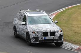 2018 bmw x7 price specs 2018 bmw x7 hits the nurburgring prototype tilts like a bavarian