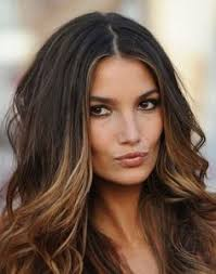 does hair look like ombre when highlights growing out best hair colors for olive skin and brown eyes fall google