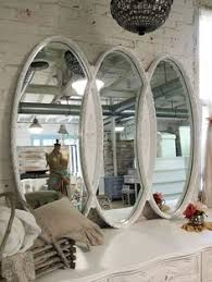 Cheap Shabby Chic Mirrors by Hand Painted Mirrored Cabinet By Christie Repasy Look At All Of
