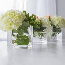 Martini Glass Vase Flower Arrangement Wedding Centerpiece Table Centerpiece Centerpieces