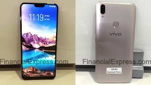 Vivo V9 Vivo V9 With Iphone X Like Design 24 Megapixel Selfie