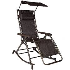 bliss hammocks zero gravity rocking recliner w canopy price