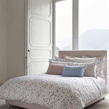 linge lit lin parure de lit et housse de couette imprimées pas cher la