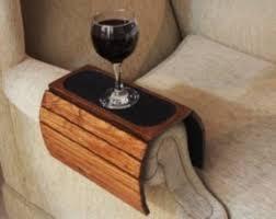 sofa arm tray open travel