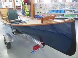 guideboat company 2005 adirondack goodboats guideboat for sale