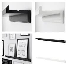 Ikea Picture Ledge Ikea Marietorp Picture Photo Ledge Rail Shelf Picture Frame Shelf
