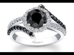 black engagement rings meaning black engagement rings