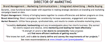 resume summary exles marketing marketing resume summary zoro blaszczak co