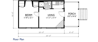 cottage floorplans cottages