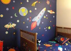 Space Room Decor Urban Bubbles Appliques Vinyl Dans L U0027espace Kid U0027s Parties