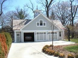 3 car garage with loft major remodel addition river forest sherman construction llc