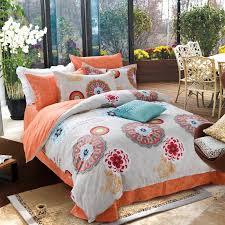 100 cotton bohemian bedding sets 4pcs queen discount bedding