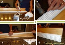 Make Wood Bunk Beds by Diy Pocket Front Facing Book Shelves For Kids Onecreativemommy Com