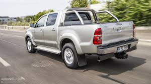 hilux toyota hilux review autoevolution