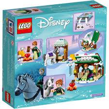 lego disney princess anna u0027s snow adventure 41147 walmart com