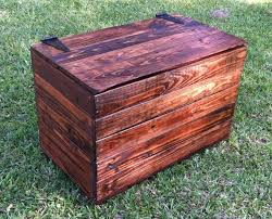 How To Make A Toy Chest Out Of Wood by Best 25 Rustic Toy Boxes Ideas On Pinterest Diy Toy Box Pallet