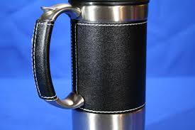 Desk Mug Trudeau Board Room Travel Coffee Or Tea Mug 16 Oz Black Cups