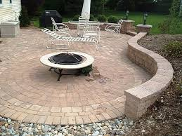 Paver Patio Kits Circle Paver Patio Kits Outdoor Goods