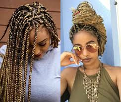 braided extensions box braids hair extensions