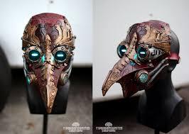 real plague doctor mask arcane steunk plague doctor mask by twohornsunited on deviantart