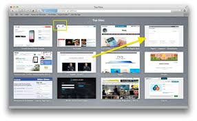 jeep safari net top rearrange pin or delete safari top sites thumbnails with ease os