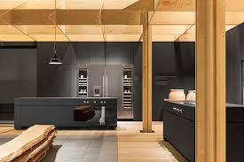 cuisine gaggenau gaggenau amsterdam showroom showroom kitchens and kitchen design