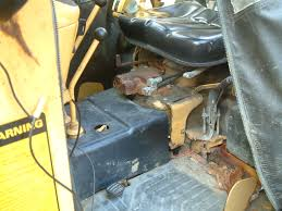 how do i start a ford new holland 545d