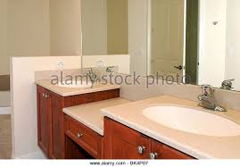 studio his and hers view of a his and hers bathroom vanity stock image his and hers