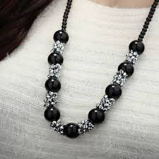 long pearl beaded necklace images Chunky pearl bead necklace chunky pearl necklace pearl necklace beaded jpg